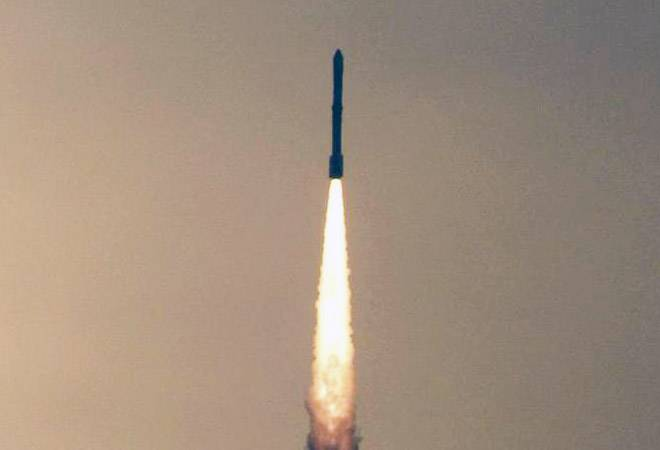 ISRO successfully launches earth observation satellite HysIS